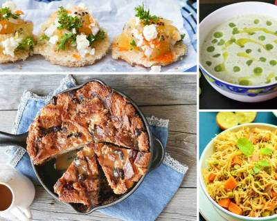 Make Use Of Your Leftover Bread With These 10 Recipes