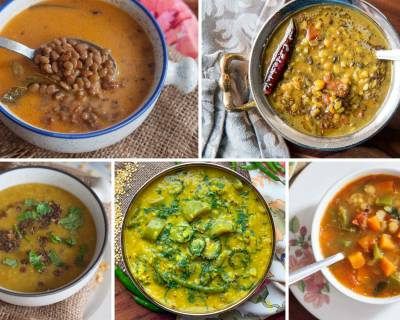 24 No Onion & No Garlic North Indian Dal Recipes For Lunch Or Dinner