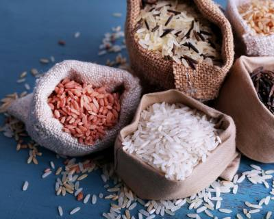 Know More About The Different Types Of Rice