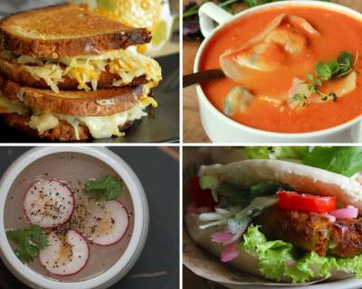 10 Wholesome Sandwich And Soup Combinations For Your Dinner
