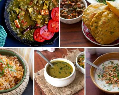 Archana's 10 Favourite Recipes From December