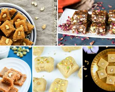 23 Barfi Recipes That You Can Make At Home Anytime