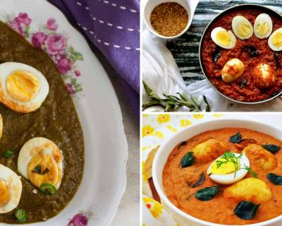 6 Egg Curry Recipes From India That Are Hard To Resist