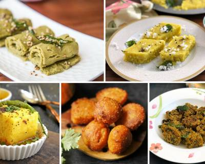 30 Gujarati Snacks You Can Make For Evening Tea Parties