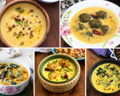 25 Delicious And Easy Kadhi Recipes For Your Everyday Meals