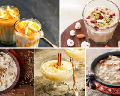 31 Kheer Recipes That You Can Make On Festivals & Special Occasions