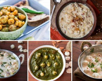 8 Delicious Makhana Recipes For Your Everyday Cooking
