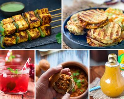 Enjoy These Snacks And Drinks During India Vs Pakistan World Cup Match