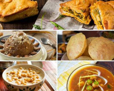 Have A Lavish North Indian Breakfast With These 7 Favorite Recipes