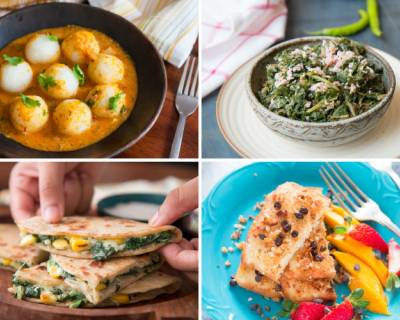 Plan Your Weekly Meals With Nei Appam, Dal Palak & More