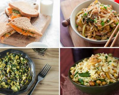 Plan Your Weekly Meals With Buckwheat Dosa, Tomato Methi Rice & More