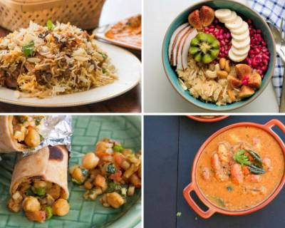 Plan Your Weekly Meals With Spicy Moroccan Eggs, Jackfruit Seed Korma & More