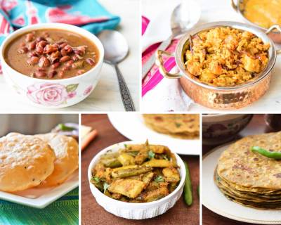 Top 12 Must Try Vegetarian Recipes Across Indian Regional Cuisines