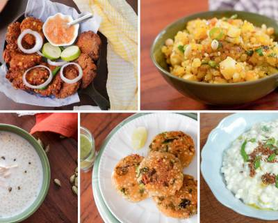 17 Delicious Recipes You Can Make Using Sabudana - Tapioca Pearls
