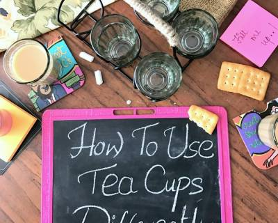 5 Ways You Can Use Traditional Tea/Coffee Glasses