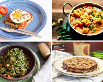 Plan Your Weekly Meals With Khara Bhath, Carrot Rice & More