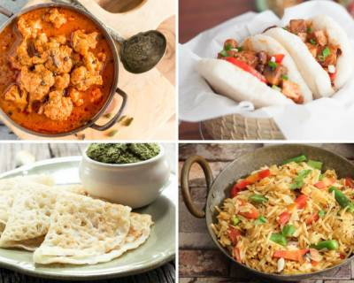 Plan Your Weekly Meals With Palak Matar, Makai Dhokla & More