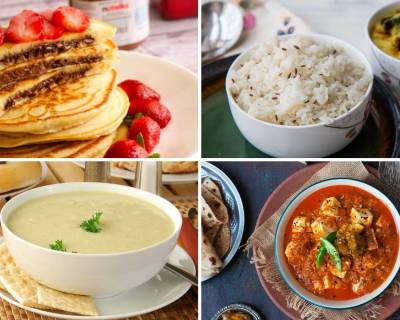 Weekly Meal Plan - Indori Poha, Achari Paneer Masala And Much More