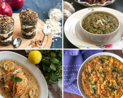Weekly Meal Plan: Methi Moong Dal, Sambar Rice, Madras Lamb Curry And Much More