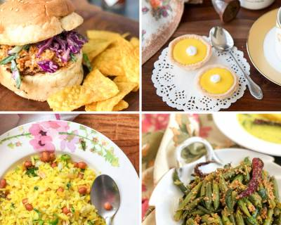 Weekly Meal Plan : Dal Baati Churma, Aval Upma And Much More