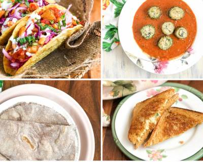 Weekly Meal Plan : Bharwa Karela Makhani, Ragi Wheat Phulka And Much More