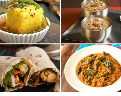 Weekly Meal Plan : Rasawala Dhokla, Badam Halwa And Much More