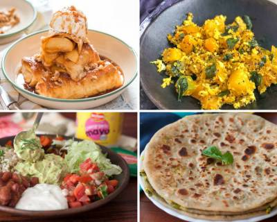 Weekly Meal Plan : Chicken Biryani, Burrito Bowl, Thoran and Much More