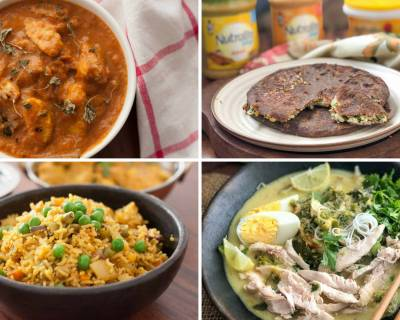 Weekly Meal Plan : Chettinad Vegetable Biryani, Indonesian Chicken Bowl And Much More