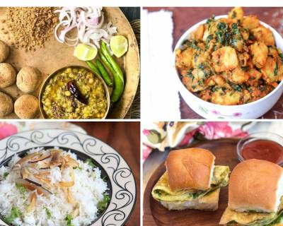 Weekly Meal Plan - Aloo Methi Sabzi, Thai Coconut Garlic Rice And Much More