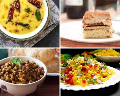Weekly Meal Plan - Rajasthani Pyaaz Ki Kadhi, Tiramisu And Much More