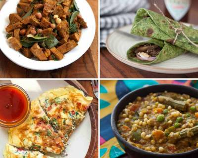 Weekly Meal Plan: Cheese Masala Omelette, Bisi Bele Bath And Much More