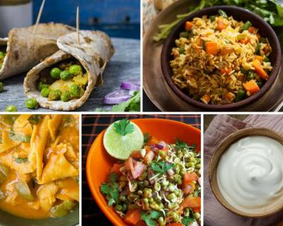 Weeknight Dinners: Make Your Meals With Achari Paratha Roll, Manipuri Style Chak Angouba & More