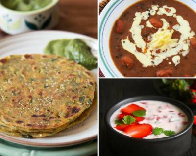 Weeknight Dinner Recipes: Plan Your Meals With Dal Makhani, Raita & More