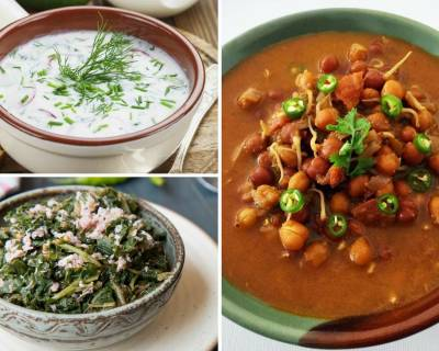 Weeknight Dinner Recipes: Plan Your Meals With Kala Chana, Vali Bhajji Ambat And Much More