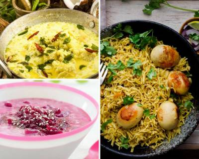 Weeknight Dinners: Make Your Meals With Egg Pulao, Cauliflower In Coconut Curry Recipe & More