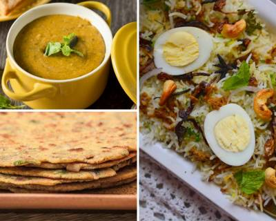 Weeknight Dinners: Make Your Meals With Missi Roti, Panchmel Dal & More