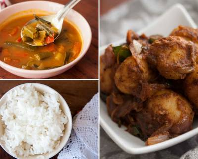 Weeknight Dinners: Plan Your Meals With Awadhi Style Tahari, Raw Jackfruit Curry & More