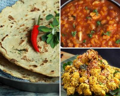 Weeknight Dinners: Plan Your Meals With Kala Chana Pilaf, Andhra Style Davva Aava koora & More