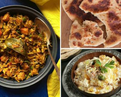 Weeknight Dinners: Plan Your Meals With Lal Bhoplyacha Bharit, Vatana Amti & More