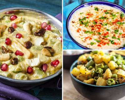 Weeknight Dinners: Plan Your Meals With Punjabi Style Lobia Masala, Shakarkand Beans Sabzi & More