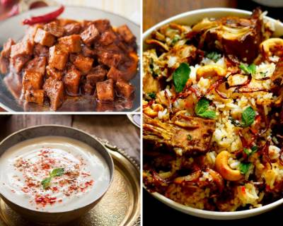 Weeknight Dinners: Plan Your Meals With Surana Bhaji, Kathal Biryani & More