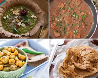 Plan Your Weekly Meals With Palak Khichdi, Kara Sevai & More