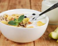 Crunchy Corn Cereal Yogurt Parfait Recipe- A Wholesome Breakfast