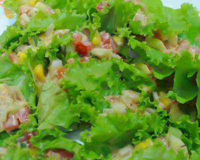 Fresh Garden Salad Recipe
