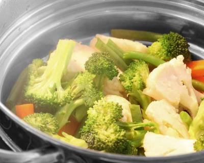 How To Cook Vegetables (Pressure Cooker & Steamer Methods)