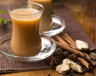 Masala Chai Recipe - Indian Spiced Tea