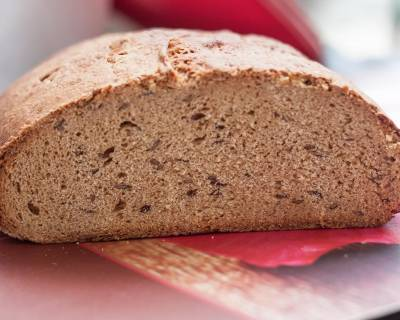 Whole Wheat Bread Recipe With Oatmeal And Flaxseeds