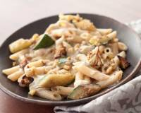 Penne Pasta Recipe In Creamy Cauliflower Sauce