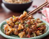 General Tso's Cauliflower Recipe