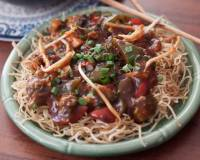 Cantonese Style Vegetarian Chowmein Recipes